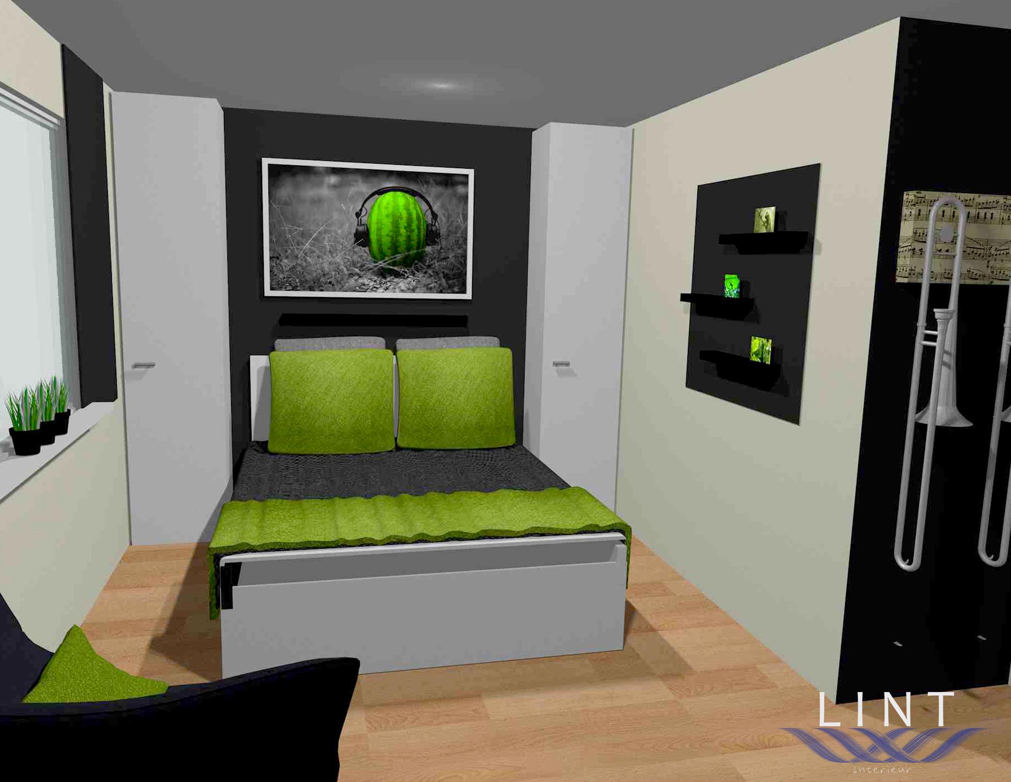 Jongens slaapkamerportfoliolint interieuradvies bergen op zoom - Kamer voor jaar oude jongen ...